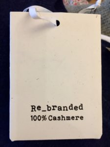 Re_branded 100% Cashmere